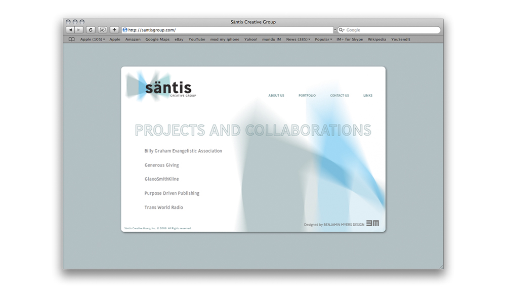 Santis Creative Group