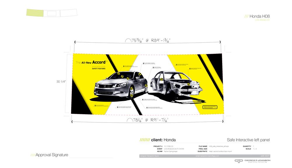 Honda Auto Show Kit 08