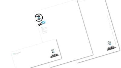 Zcity TV Branding